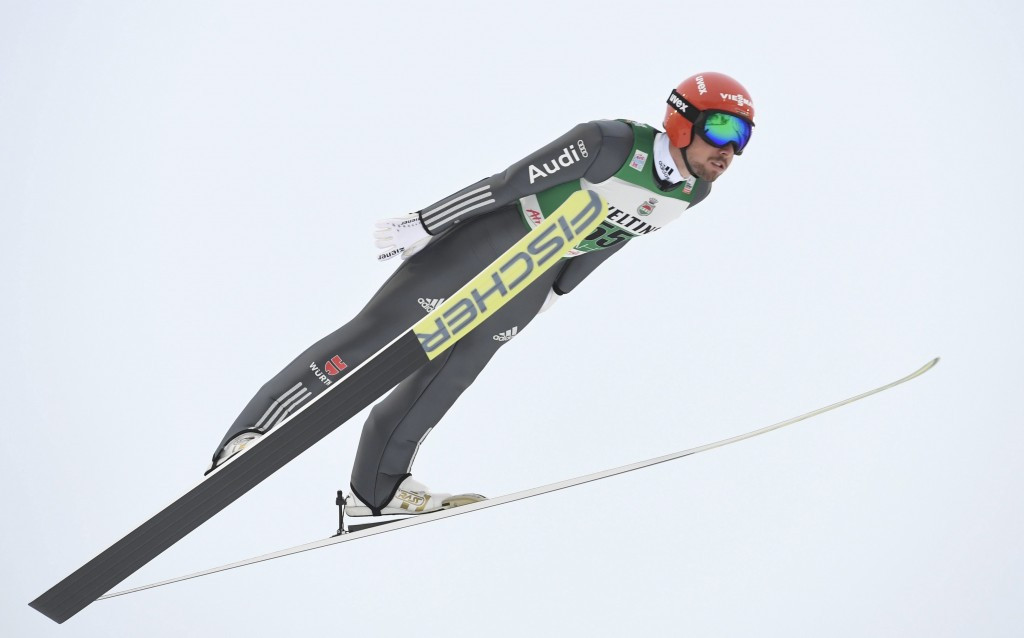 Rydzek leads home German one-two at Nordic Combined World Cup