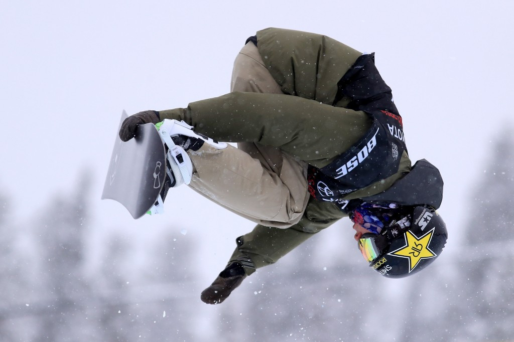 Chase secures maiden victory at FIS Snowboard Freestyle World Cup