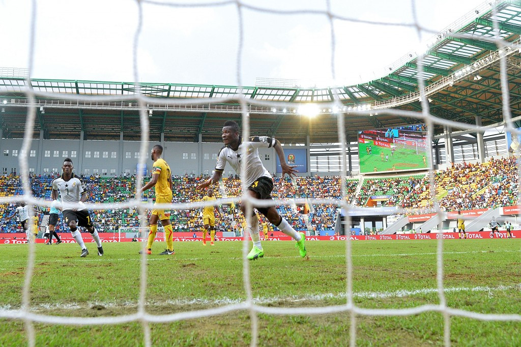 Ghana beat Mali to reach Africa Cup of Nations quarter-finals