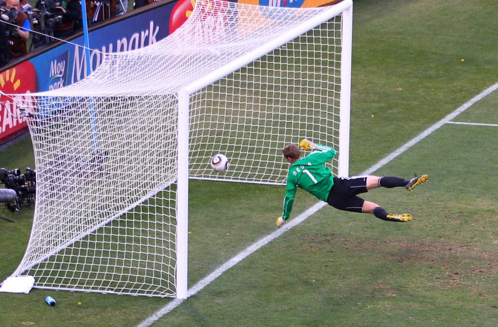 FIFA were hesitant to introduce goal-line technology seven years ago, but Marco van Basten is now suggesting a radical overhaul of the game ©Getty Images