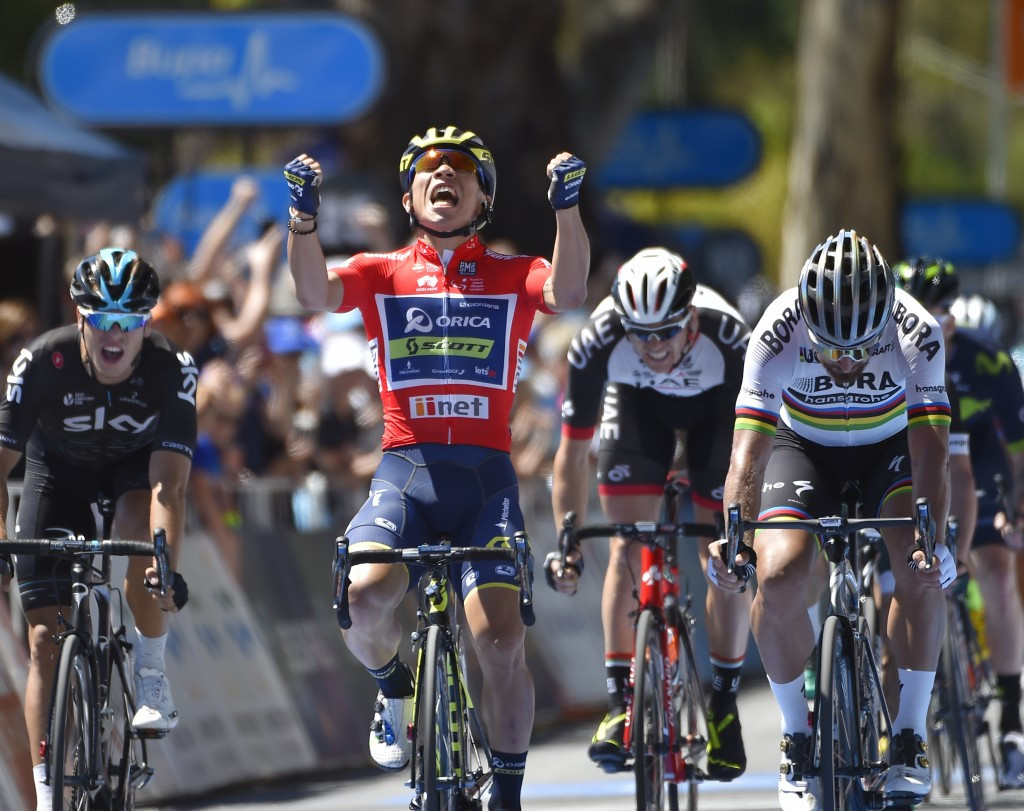 Ewan clinches fourth stage as Porte wins Tour Down Under