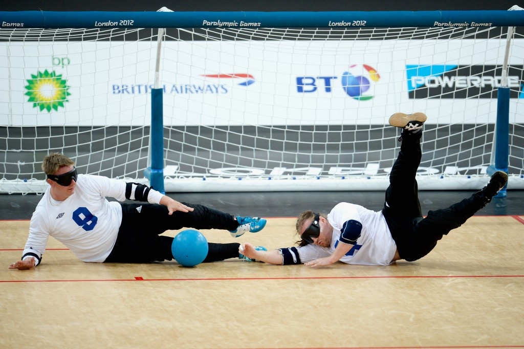 Finland won goalball gold at London 2012 but suffered an early exit at Rio 2016 ©IBSA