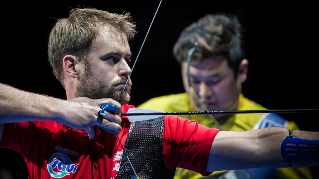 Rio 2016 silver medallist wins men's recurve gold at Indoor Archery World Cup