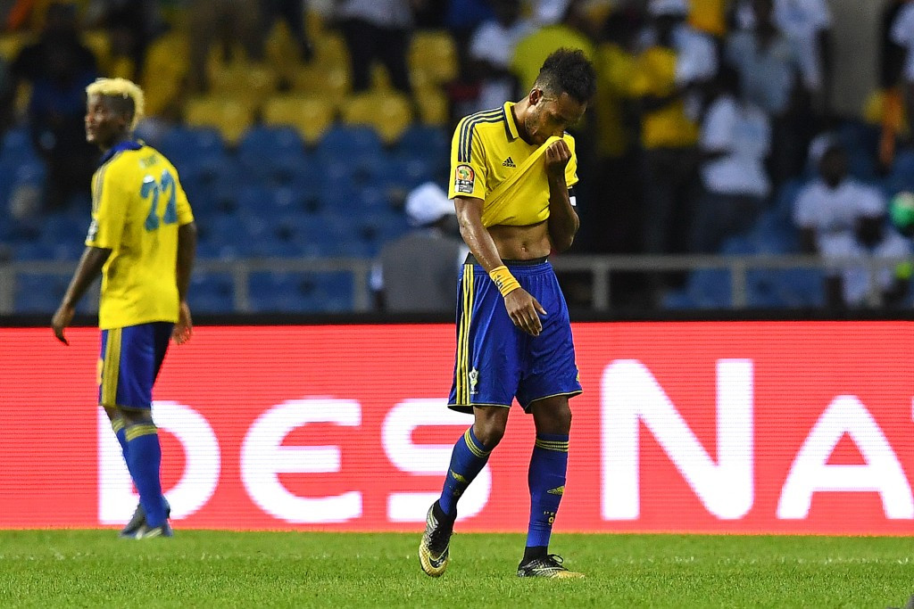 Hosts Gabon crash out of Africa Cup of Nations