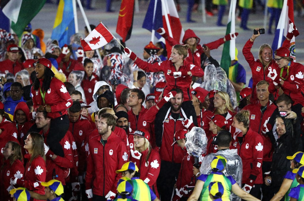 Canada won Olympic 22 medals at Rio 2016, including four golds ©Getty Images