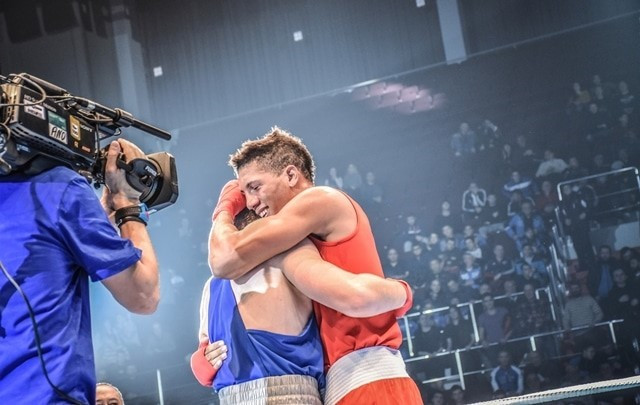 AIBA signs deal with IMG for distribution of 2017 events