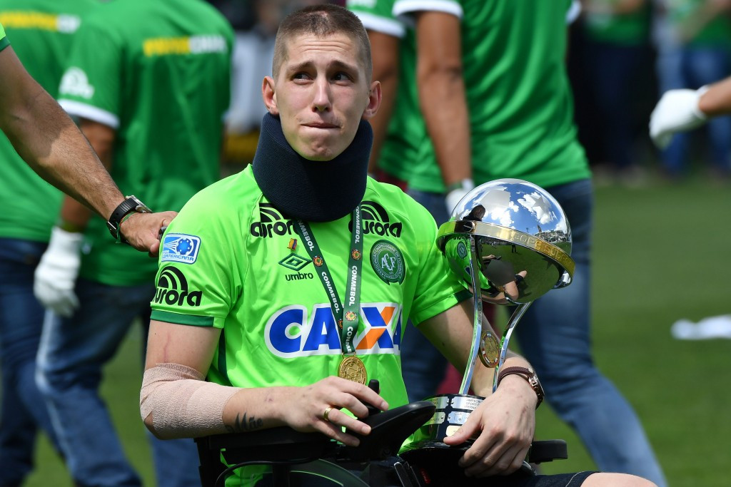 Chapecoense play first game since plane crash