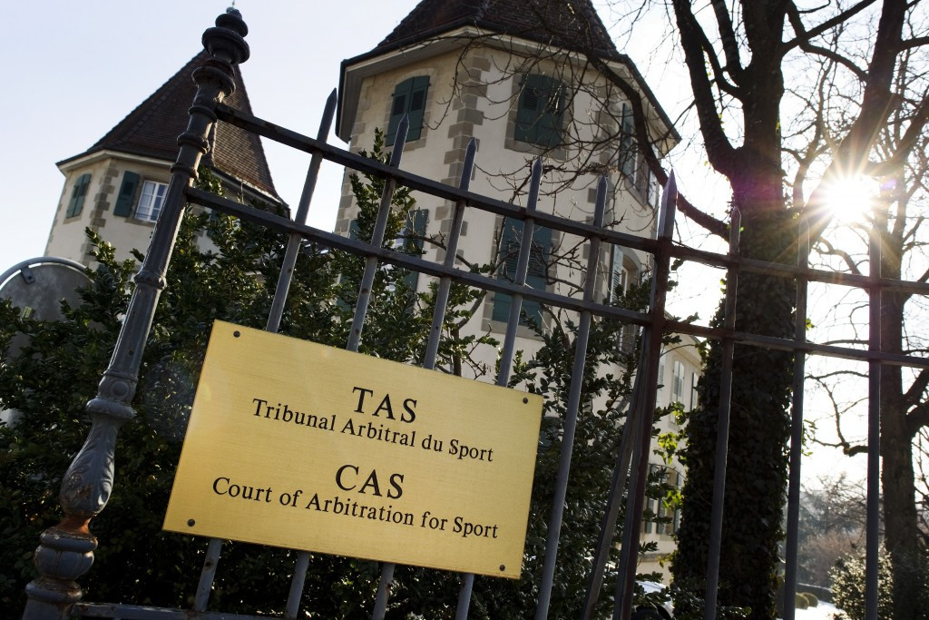 Only one CAS hearing has been held in public since 2000 ©Getty Images