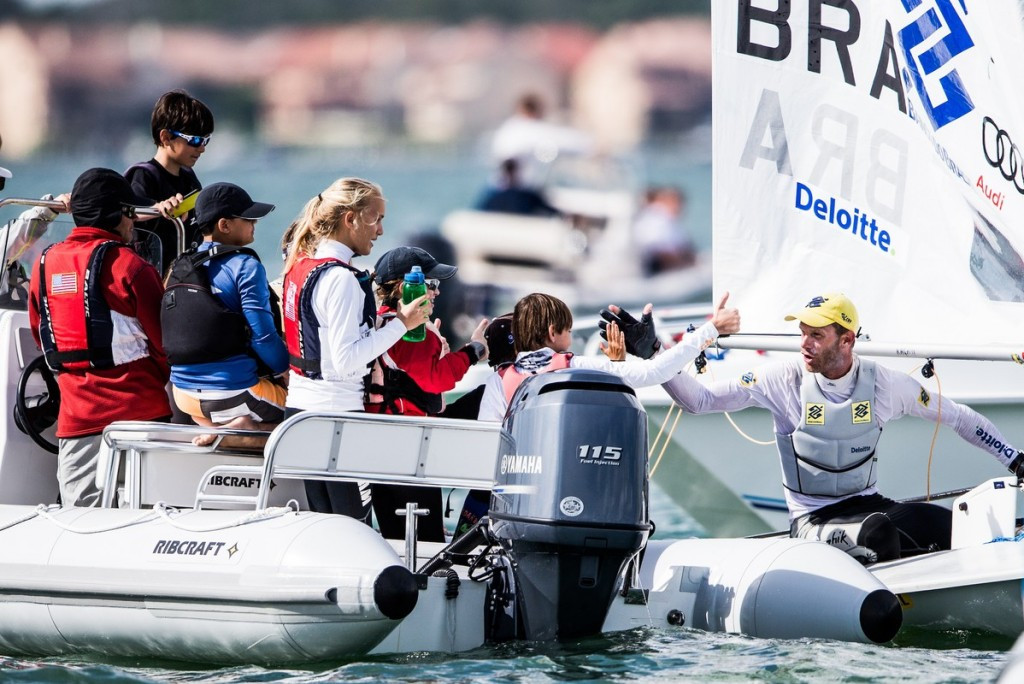Scheidt to take on new challenge at Sailing World Cup in Miami