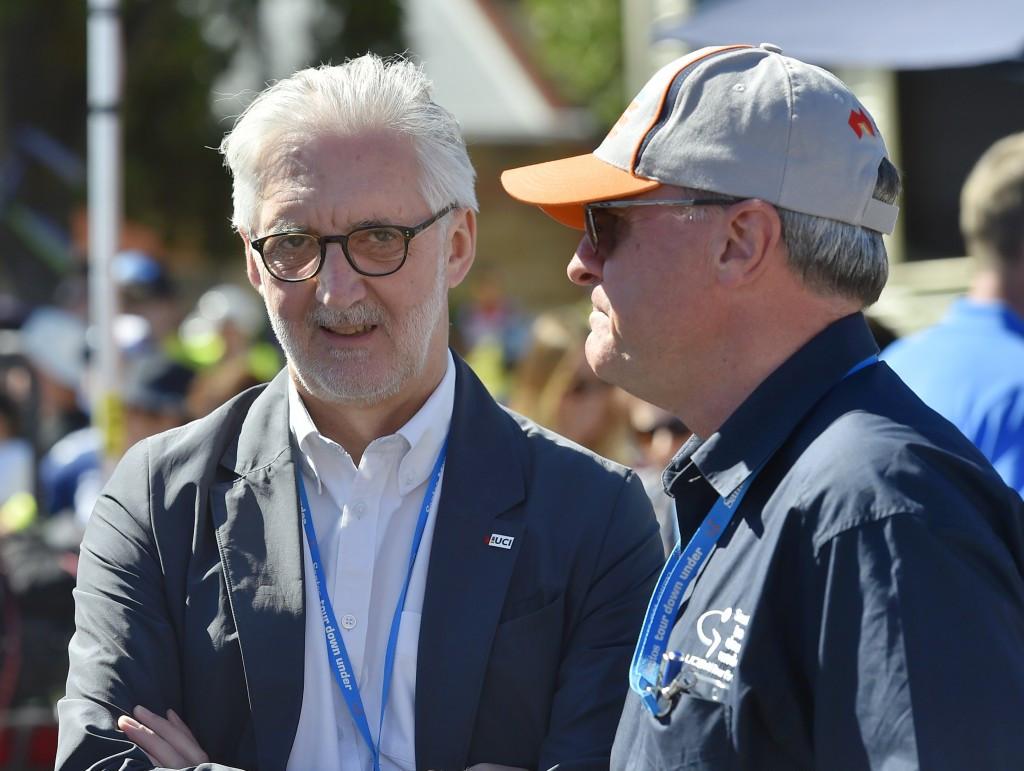 UCI President backs Sutton as coach awaits news on Cycling Australia role