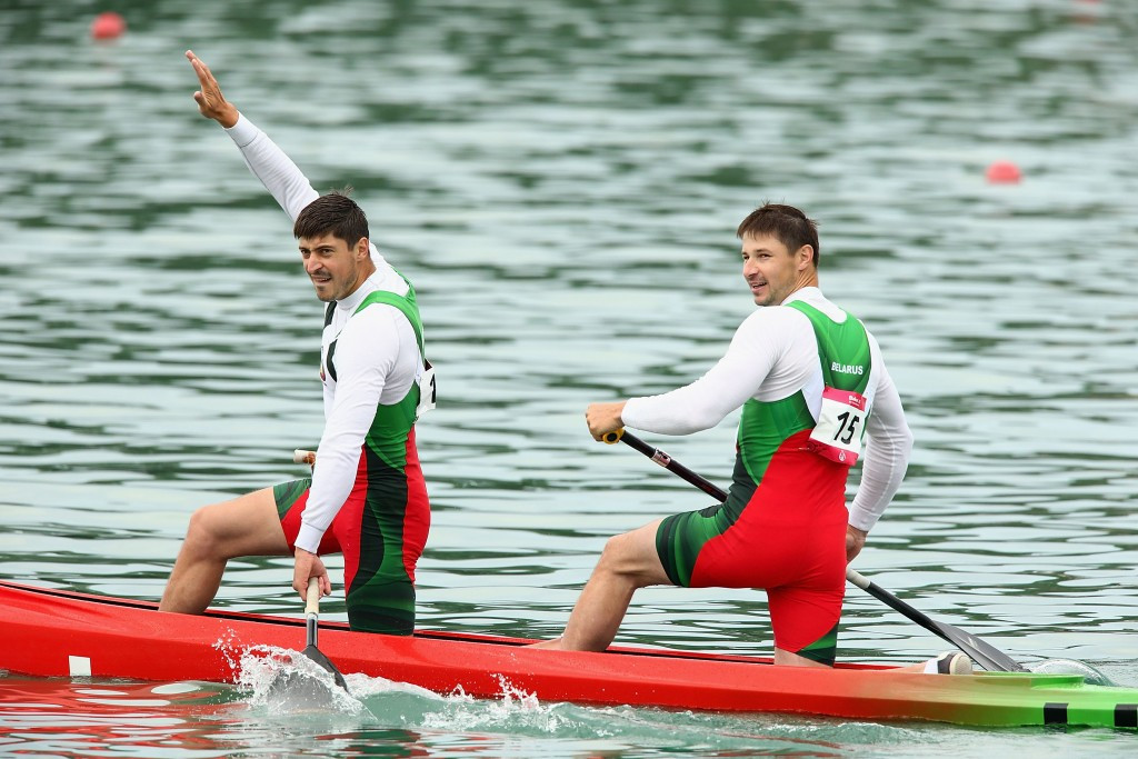International Canoe Federation ban on Belarus thrown out by CAS