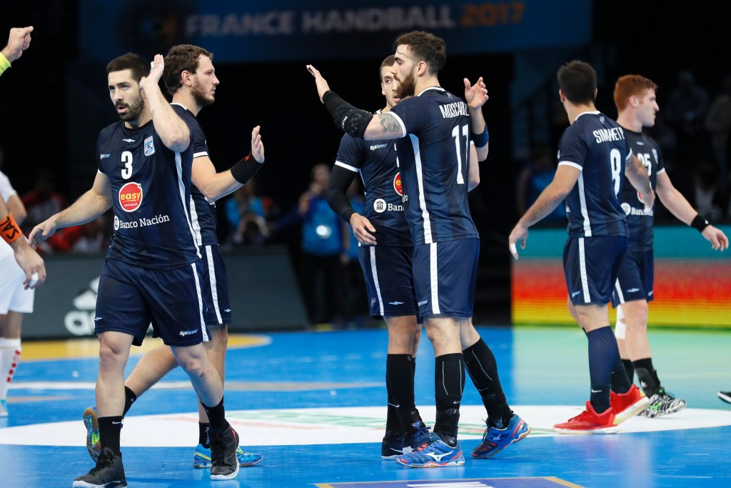 Classification matches conclude at World Handball Championships