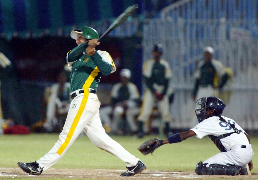 The Government of Pakistan has provided its backing to baseball in the country ©Getty Images