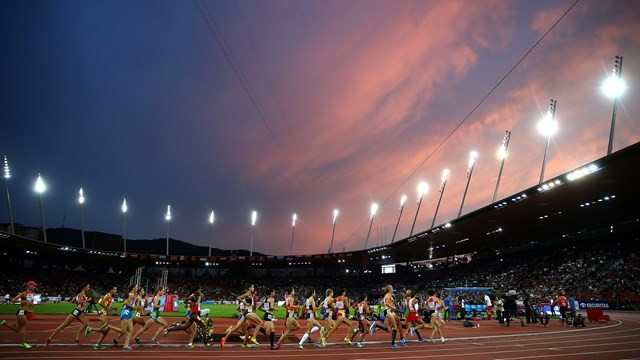 European Athletics will hold a bidding seminar for potential bidders for its flagship championships in 2019 and 2020 ©Getty Images