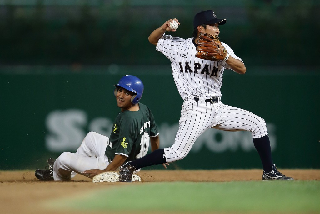 The Pakistan men's national baseball team have featured at the 2010 and 2014 Asian Games ©Getty Images
