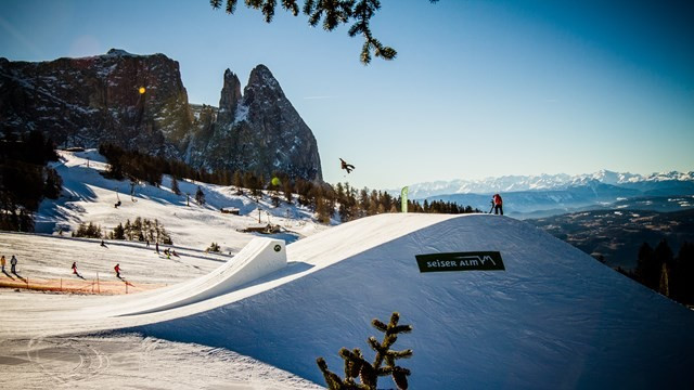Seiser Alm to debut as FIS Slopestyle World Cup host