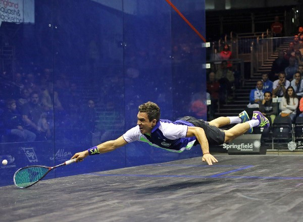 Miguel Angel Rodriguez will be part of the WSF Ambassador Programme this year ©WSF