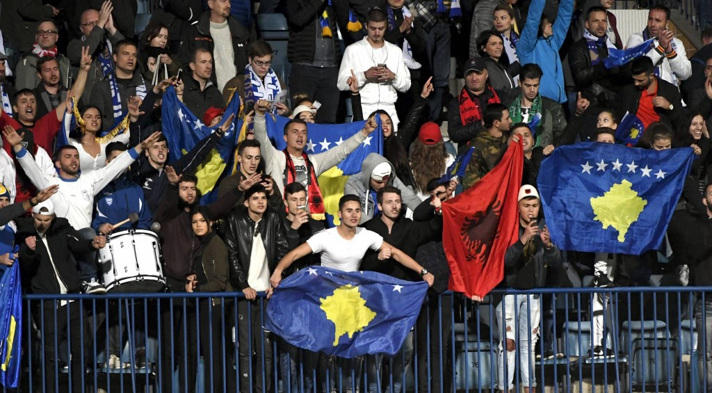 Serbia have failed in an attempt to have Kosovo's UEFA membership annulled ©Getty images