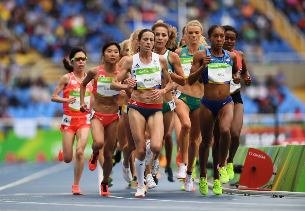 Pavey enters London Marathon in bid for World Championship qualification