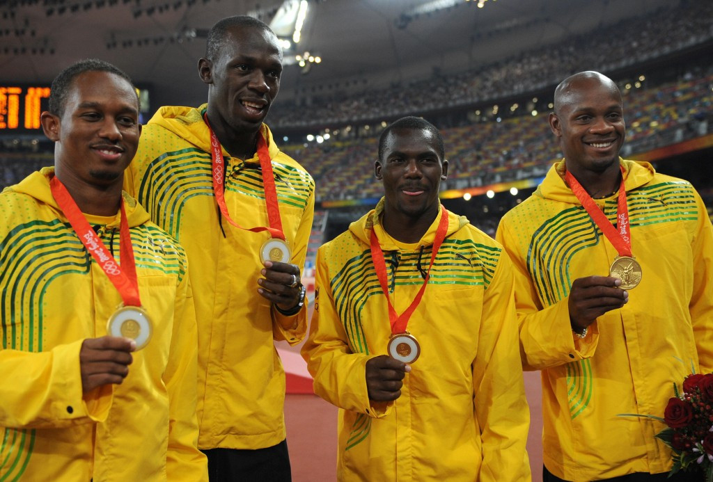 Bolt loses Beijing 2008 relay gold medal after Carter disqualified