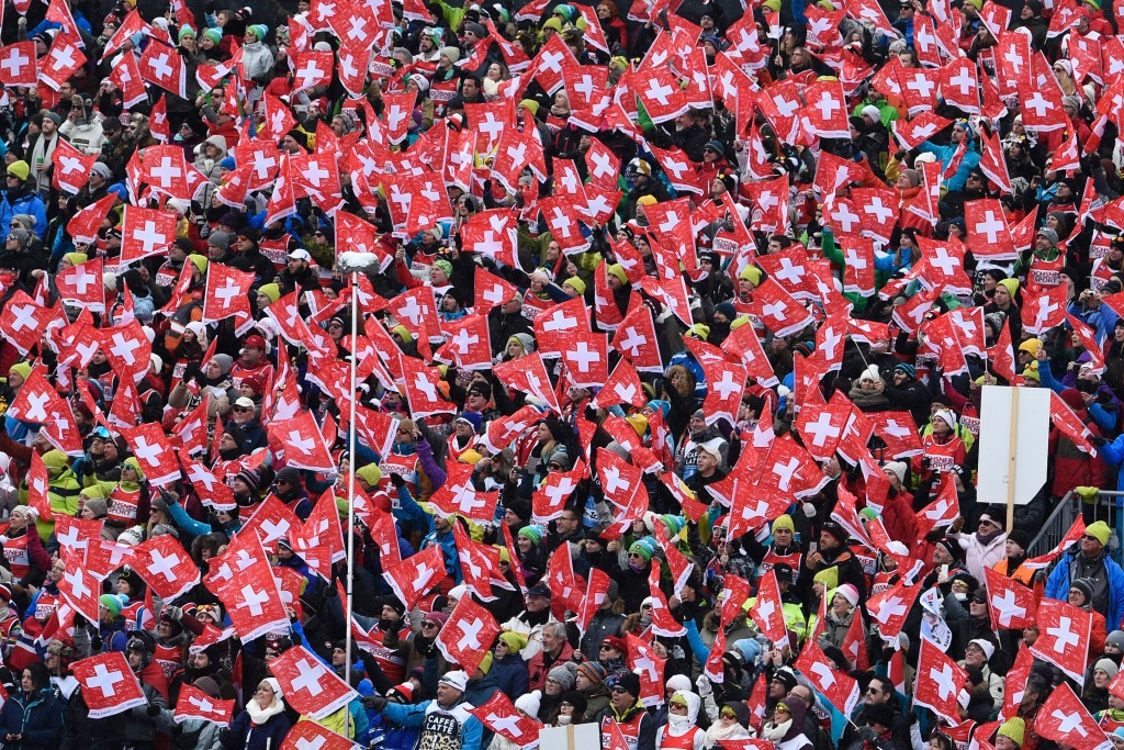"Governing bodies give ""overwhelming"" support to Swiss Winter Olympic bid"