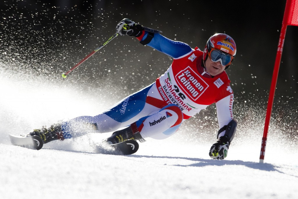 Former Swiss skier Didier Cuche is backing the bid ©Getty Images