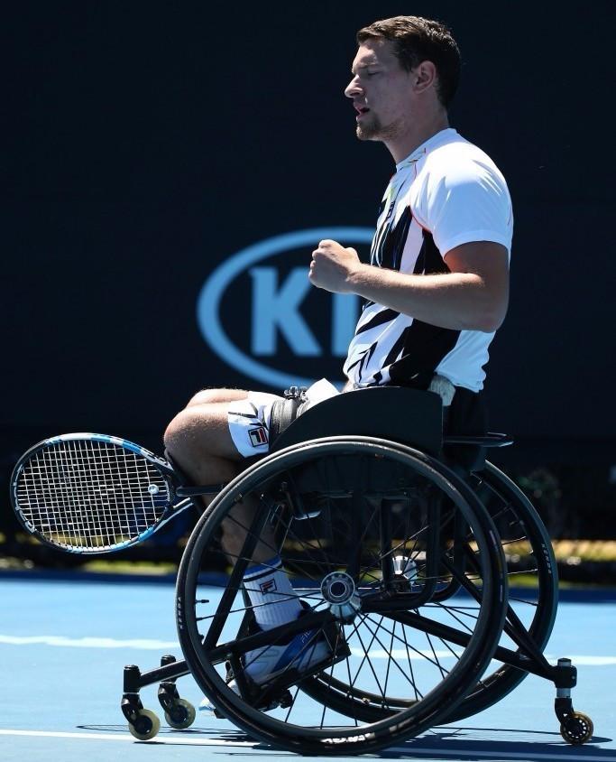 Gerard defeats Reid in 2016 Australian Open final rematch