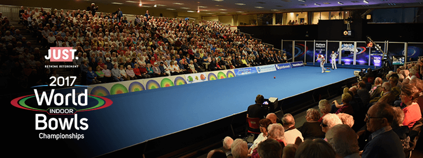 Falkner reaches women's singles final at World Indoor Bowls Championships
