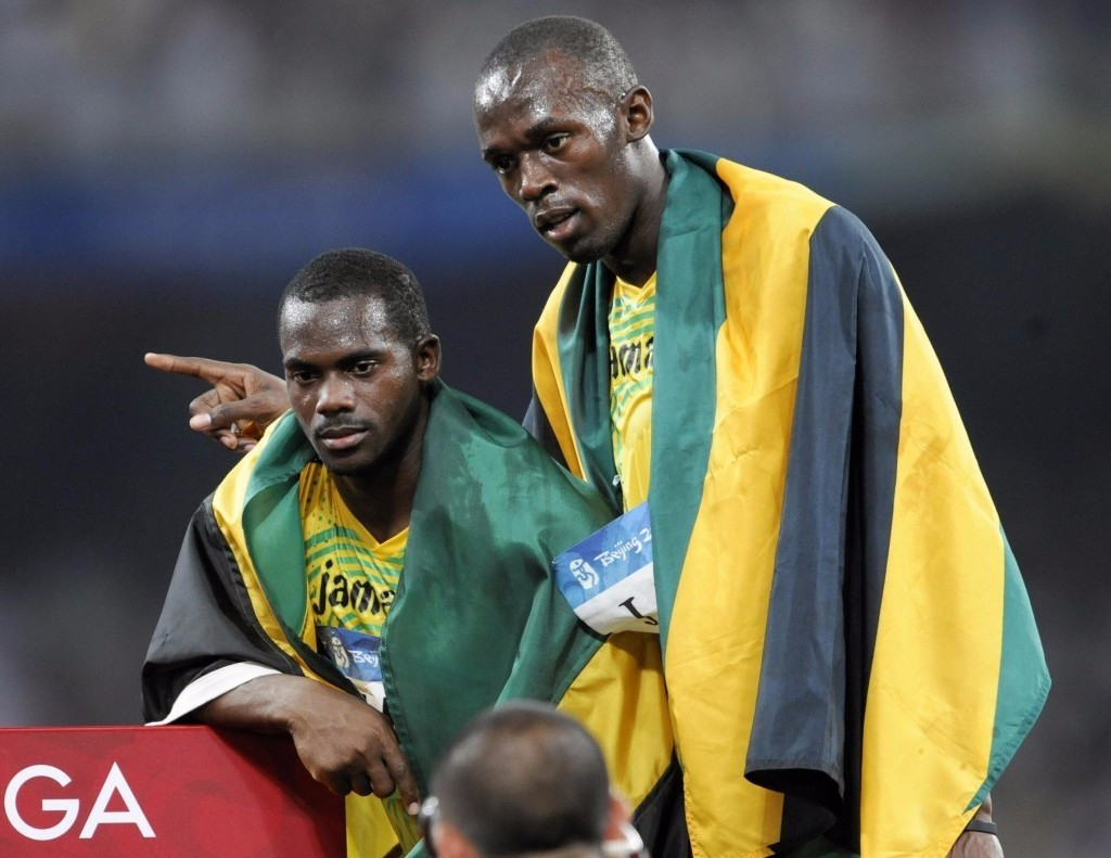 Jamaica considering team appeal against Beijing 2008 relay disqualification