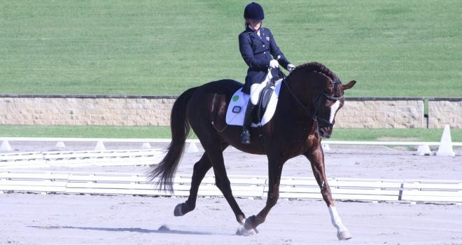Equestrian Australia and Riding for the Disabled Association of Australia agree to work more closely together