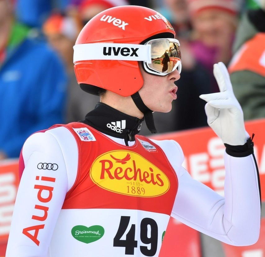 Frenzel aims to keep remarkable Seefeld Triple record alive