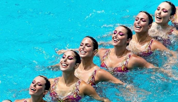 FINA has unveiled a brand new Synchronised Swimming World Series ©FINA