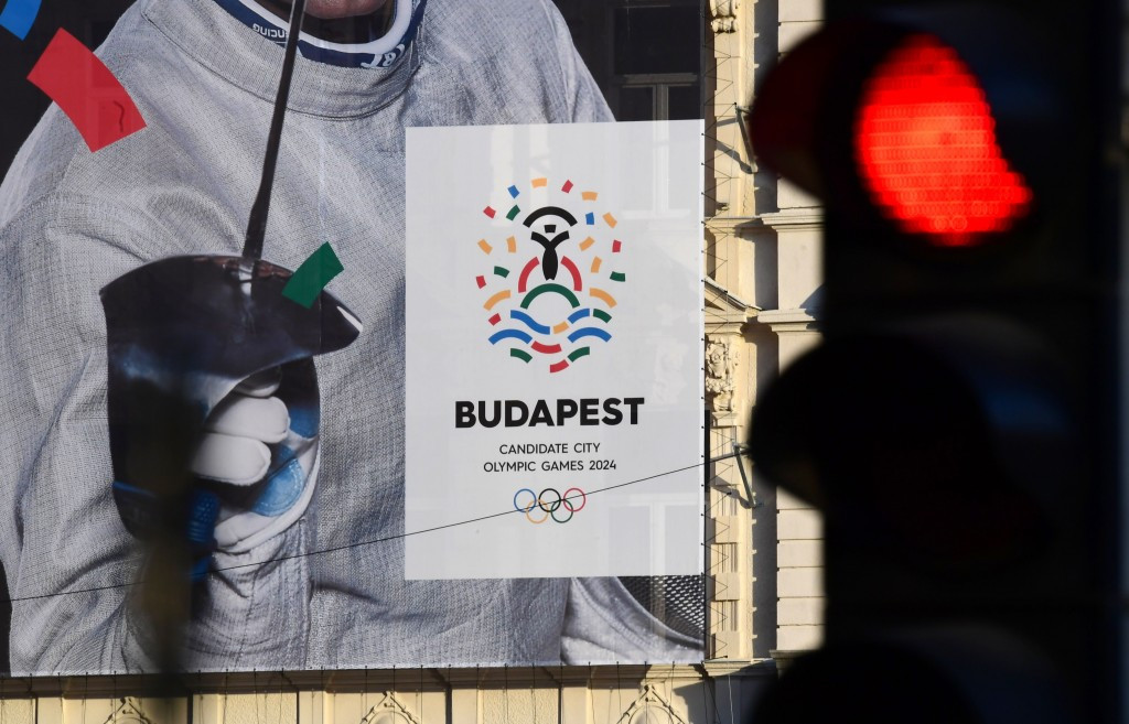 Budapest's bid for the 2024 Olympic and Paralympic Games has been withdrawn ©Getty Images