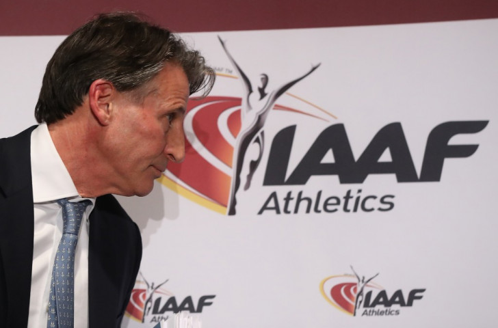 IAAF President Sebastian Coe will be among numerous interested spectators from the world of athletics present for the Nitro Athletics event in Melbourne this month ©Getty Images