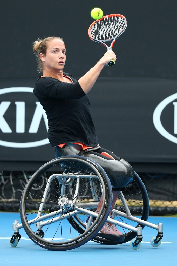 Griffioen reaches third consecutive Australian Open final