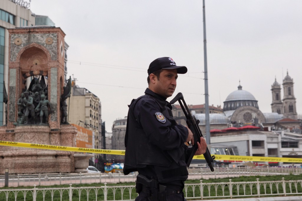 Turkey has increasingly become a target for terrorism in the last year ©Getty Images