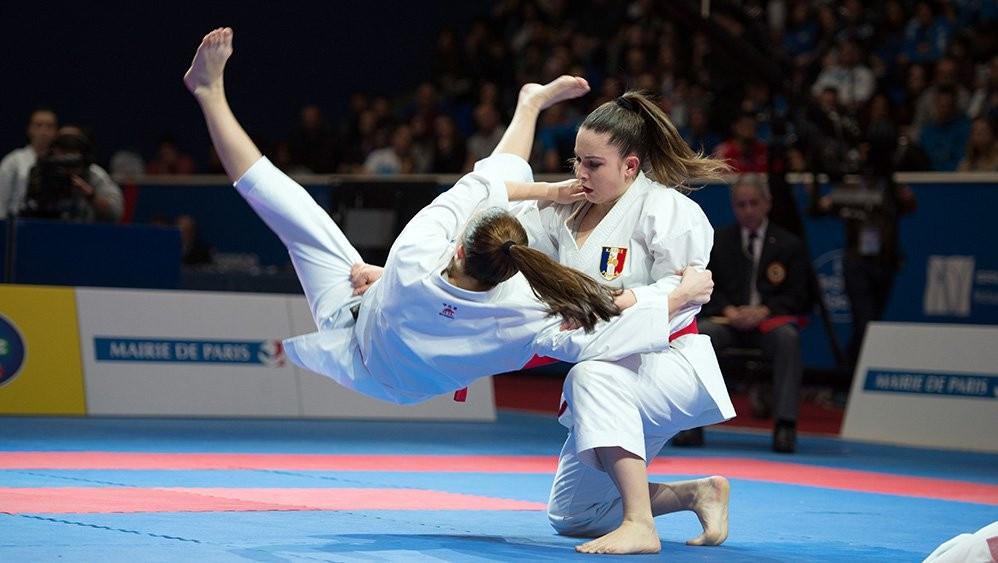 Karate1 Premier League season poised to begin in Paris