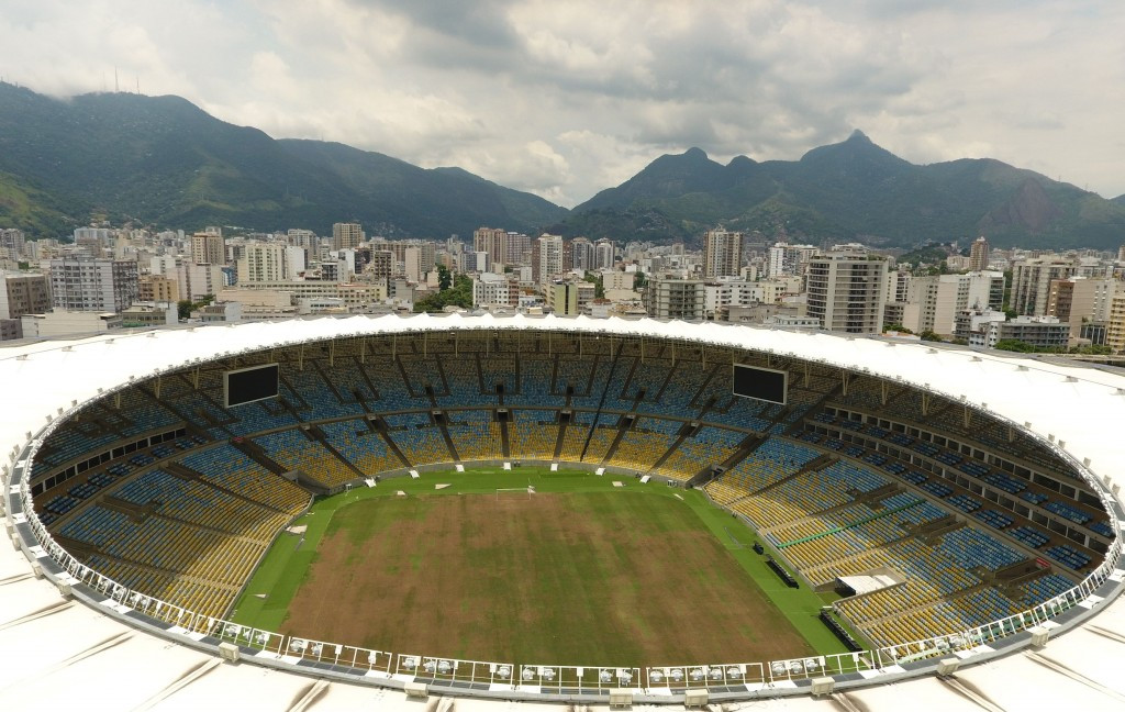 Lights go out at Maracanã due to unpaid electricity bills