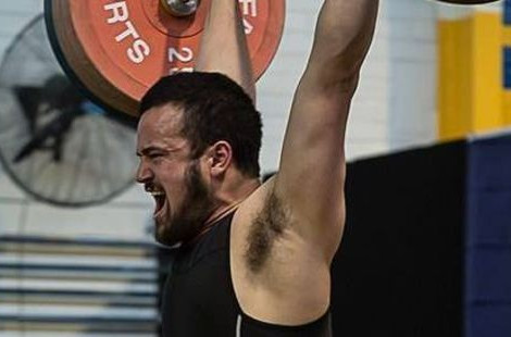 "New Zealand weightlifter Douglas Sekone-Fraser has returned home from the Pacific Games following his ""cannibals"" comment on social media ©Facebook"