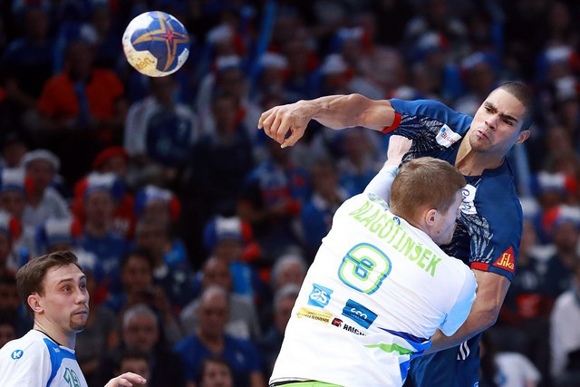 France beat Slovenia to reach final of World Handball Championships