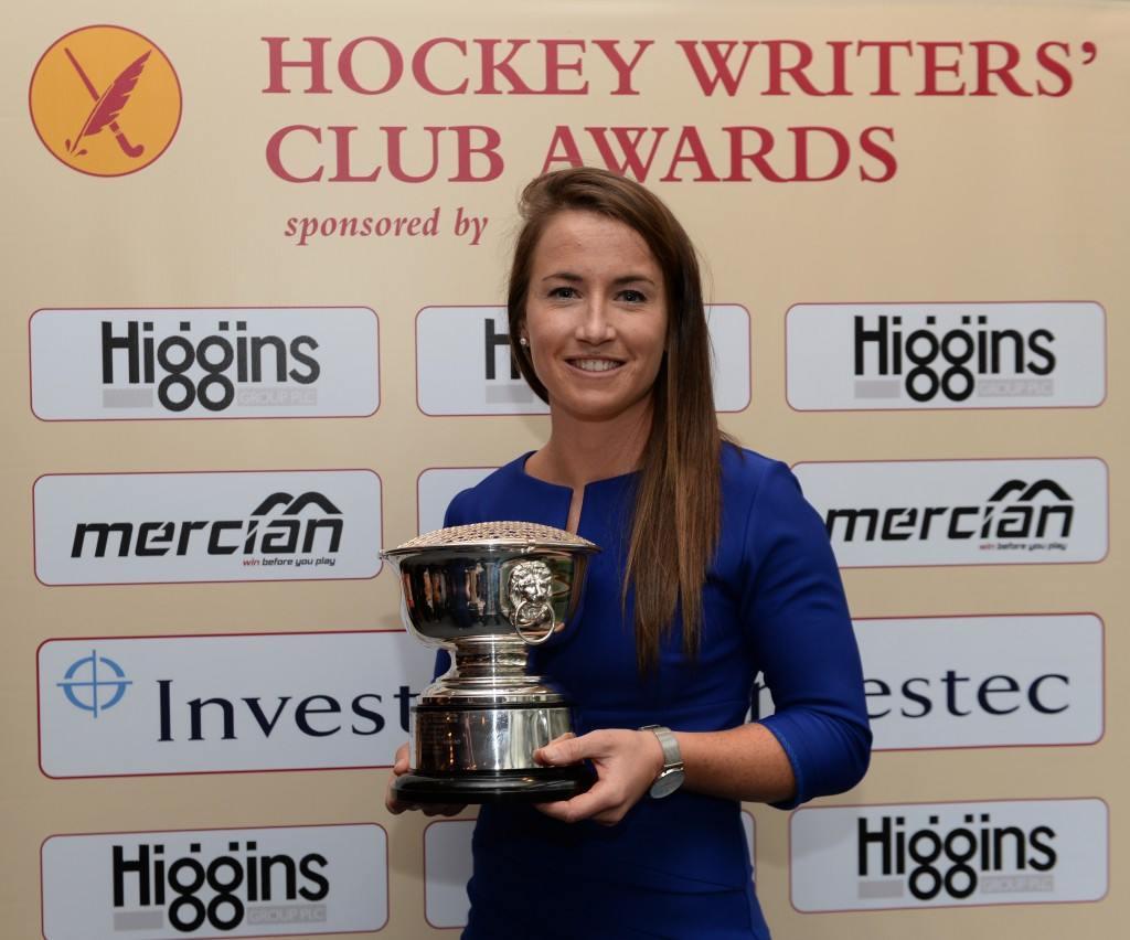 Hinch and Fox win Hockey Writers' Club Player of the Year Awards
