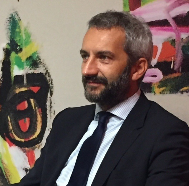 Pesaro 2017 vice-president Filippo Colombo welcomed the partnership ©Pesaro 2017