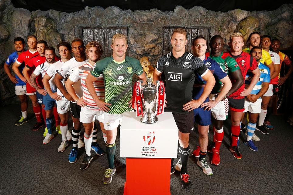 South Africa aim to extend HSBC World Rugby Sevens Series lead