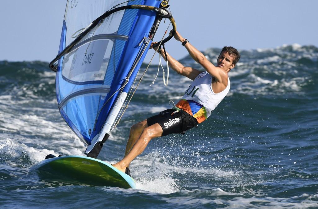 Sanz Lanz dominates RS:X division at Sailing World Cup