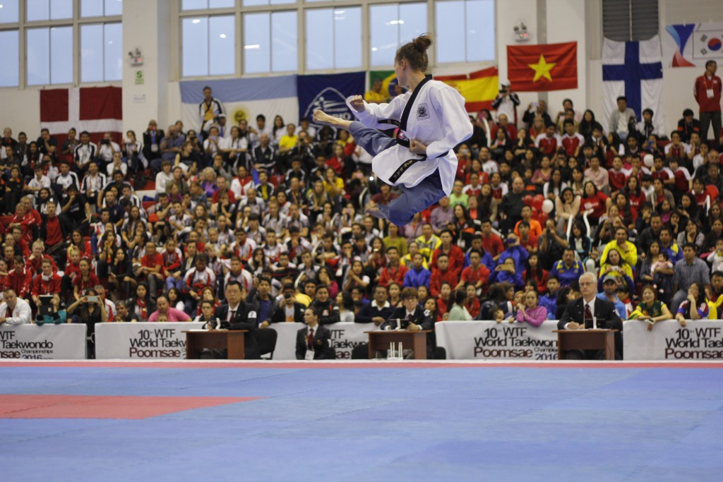 Poomsae will make its Pan American Games debut at Lima 2019 ©Getty Images