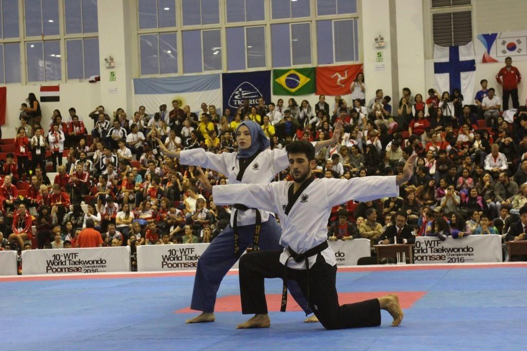 Taekwondo has been made a compulsory at the Universiade as of Taipei 2017 ©WTF