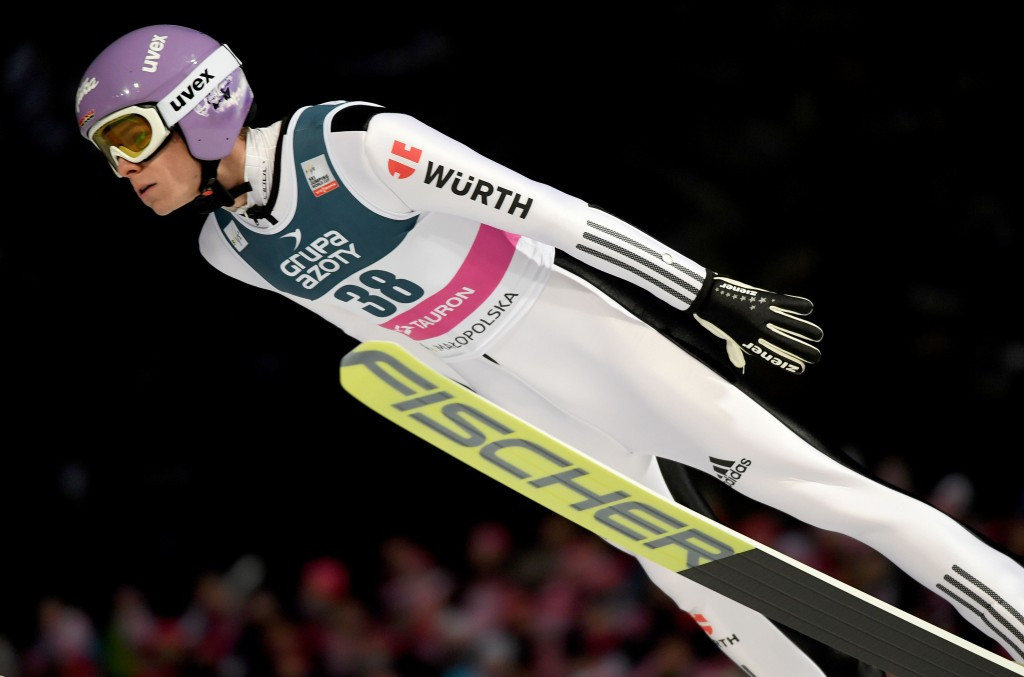 Wellinger pleases home crowd in FIS Ski Jumping World Cup