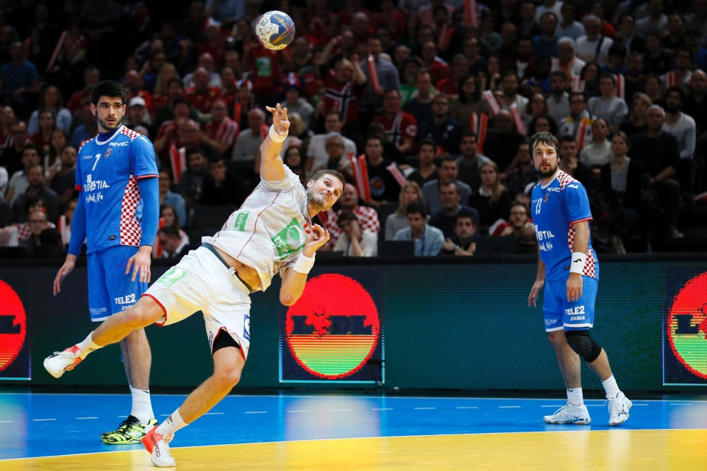 Norway beat Croatia to reach first-ever World Handball Championships final
