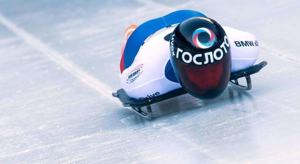 Tretiakov triumphs at IBSF World Cup in Königssee