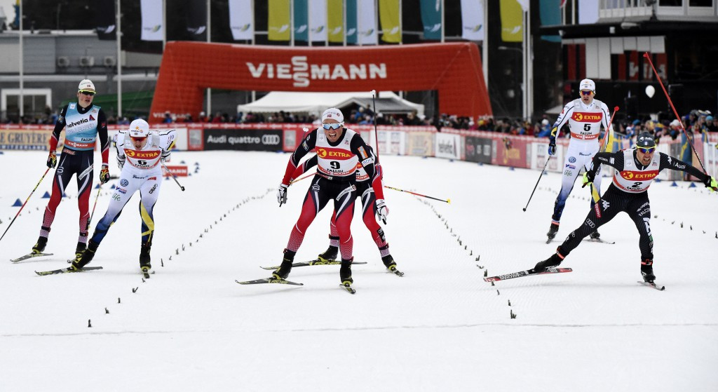 Photo finishes required in FIS Cross-Country World Cup sprints